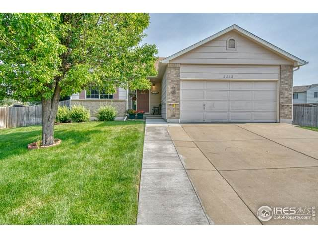 2202 Tucson Way, Longmont, CO 80504 (MLS #921766) :: 8z Real Estate