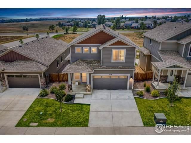3118 Benfold St, Loveland, CO 80538 (MLS #921777) :: 8z Real Estate