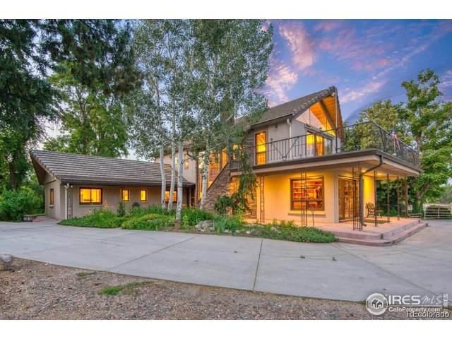 5697 Holman Way, Golden, CO 80403 (MLS #921797) :: Downtown Real Estate Partners