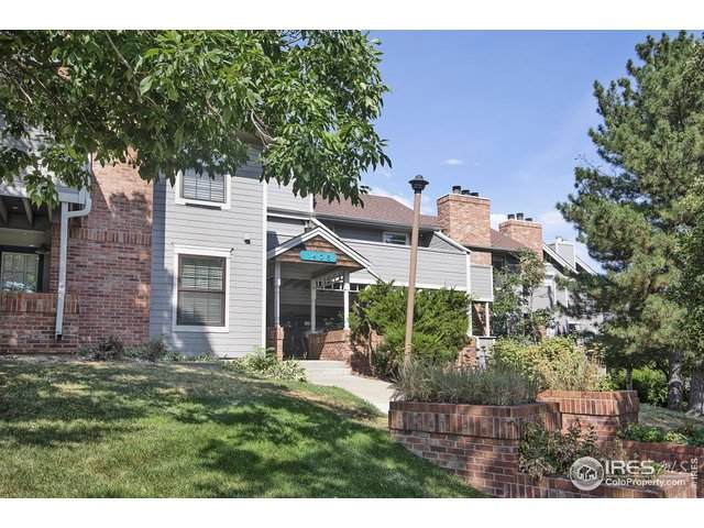 1405 Broadway #208, Boulder, CO 80302 (MLS #921800) :: Fathom Realty