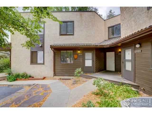 2919 Shady Holw, Boulder, CO 80304 (MLS #921808) :: Neuhaus Real Estate, Inc.