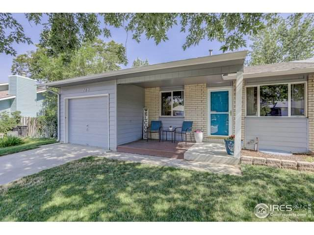 708 46th Ave Pl, Greeley, CO 80634 (MLS #921811) :: 8z Real Estate