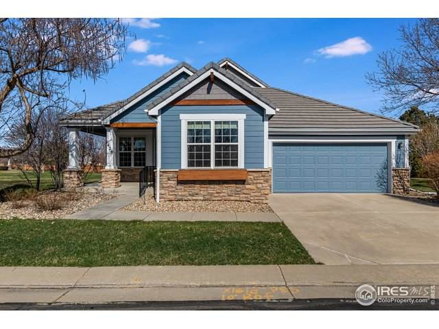 1428 Bluefield Ave, Longmont, CO 80504 (MLS #921815) :: Keller Williams Realty