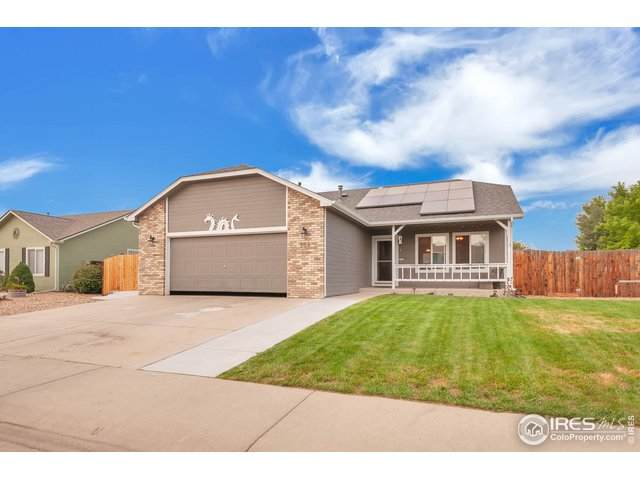 308 Disc Ln, Platteville, CO 80651 (#921847) :: James Crocker Team