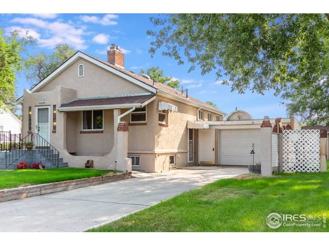 222 Main St, La Salle, CO 80645 (MLS #921876) :: J2 Real Estate Group at Remax Alliance