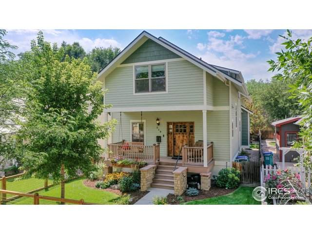319 N Whitcomb St, Fort Collins, CO 80521 (MLS #921890) :: RE/MAX Alliance