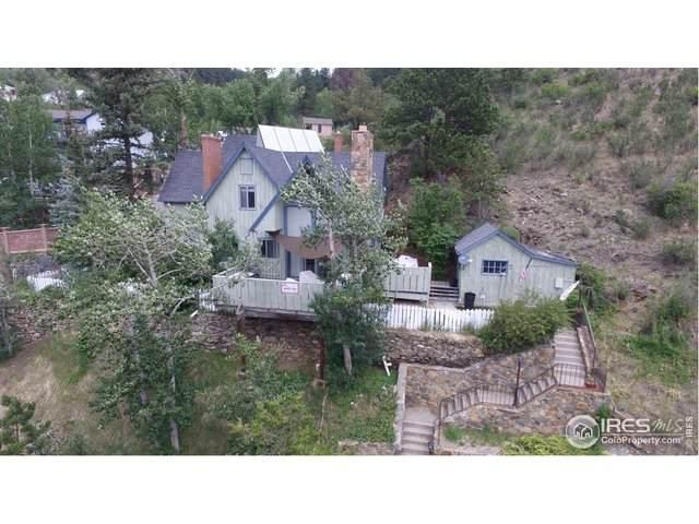 101 Horn St, Black Hawk, CO 80422 (MLS #921895) :: Wheelhouse Realty