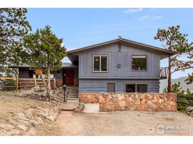 1340 Juniper Dr, Estes Park, CO 80517 (MLS #921918) :: 8z Real Estate