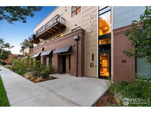 302 N Meldrum St #204, Fort Collins, CO 80521 (MLS #921922) :: 8z Real Estate