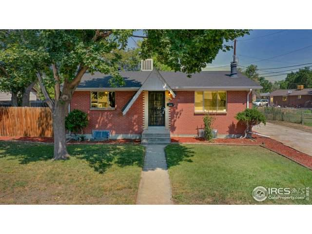 6861 Kidder Dr, Denver, CO 80221 (MLS #921945) :: 8z Real Estate