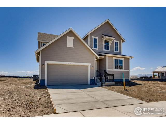 1623 Kit St, Severance, CO 80550 (MLS #921949) :: RE/MAX Alliance