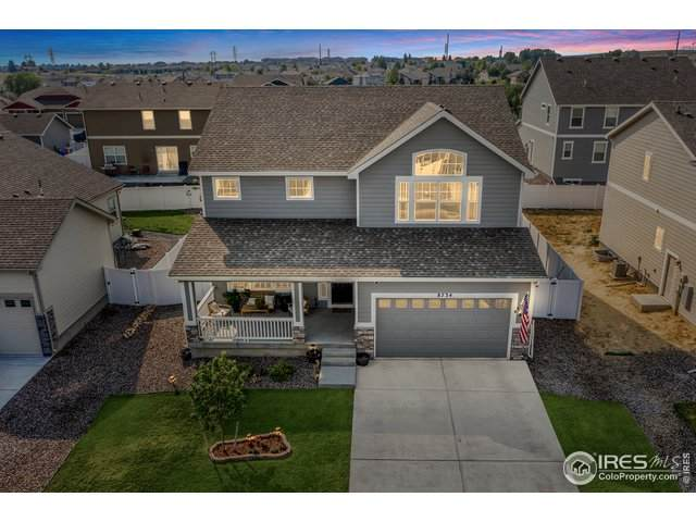 8734 16th St, Greeley, CO 80634 (#921956) :: Kimberly Austin Properties