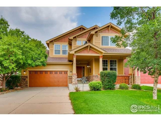 892 Koss St, Erie, CO 80516 (#921969) :: Compass Colorado Realty