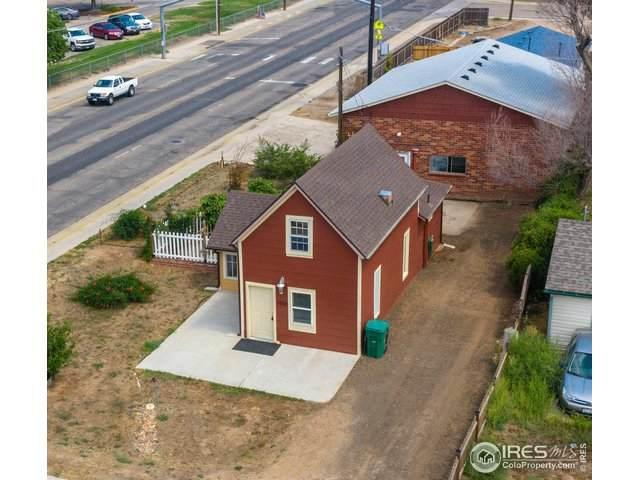 3702 Belmont Ave, Evans, CO 80620 (MLS #921980) :: 8z Real Estate