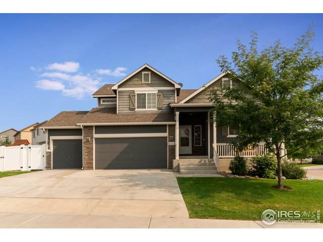 3313 Tamarac Ln, Johnstown, CO 80534 (MLS #921989) :: RE/MAX Alliance