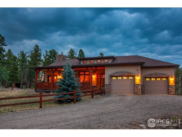 440 Grizzly Dr, Ward, CO 80481 (#921990) :: Kimberly Austin Properties