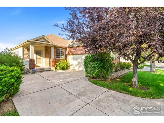 950 Southridge Greens Blvd #4, Fort Collins, CO 80525 (MLS #921995) :: Bliss Realty Group