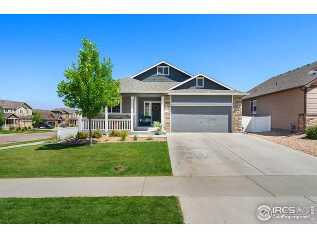 7719 Talon Pkwy, Greeley, CO 80634 (MLS #922001) :: Wheelhouse Realty