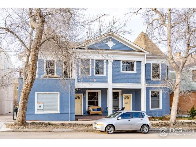1155 Portland Pl #4, Boulder, CO 80304 (MLS #922015) :: Wheelhouse Realty