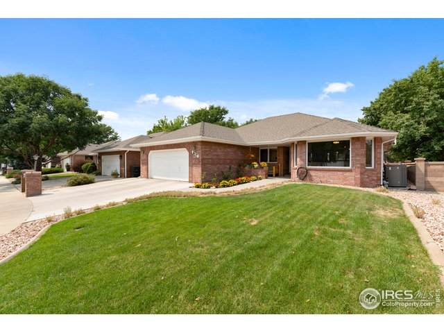 1639 Francis Way, Longmont, CO 80501 (MLS #922022) :: Downtown Real Estate Partners