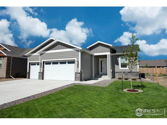 1128 Johnson St, Wiggins, CO 80654 (#922027) :: Peak Properties Group