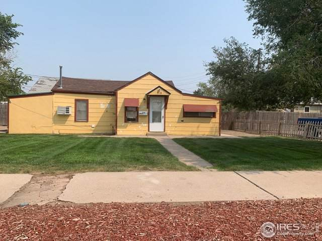 316 14th Ave, Greeley, CO 80631 (MLS #922056) :: 8z Real Estate