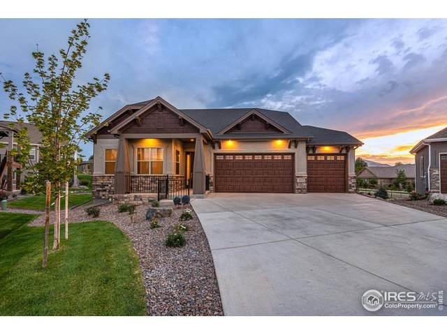 923 Mariana Hills Ct, Loveland, CO 80537 (MLS #922065) :: 8z Real Estate