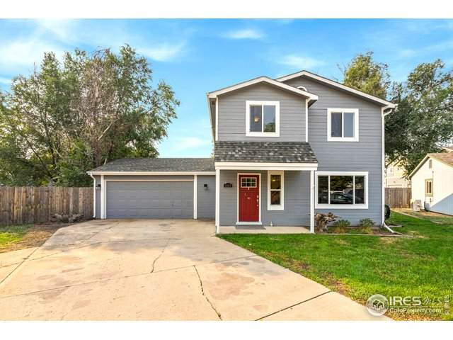 1607 Enfield St, Fort Collins, CO 80526 (#922108) :: Kimberly Austin Properties