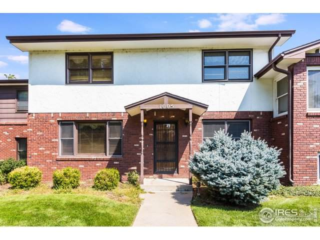 1005 48th Ave #3, Greeley, CO 80634 (#922109) :: Compass Colorado Realty