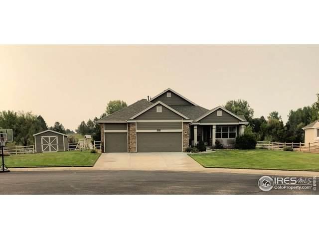 1706 Edgewater Pl, Longmont, CO 80504 (MLS #922112) :: Wheelhouse Realty