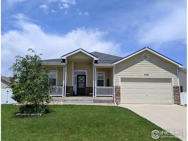 3762 Mount Edwards St, Wellington, CO 80549 (MLS #922126) :: 8z Real Estate