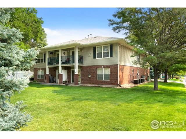 2551 W 24th St A5, Greeley, CO 80634 (MLS #922131) :: Wheelhouse Realty