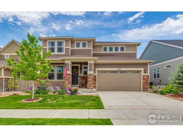 1072 Little Grove Ct, Longmont, CO 80503 (MLS #922134) :: 8z Real Estate