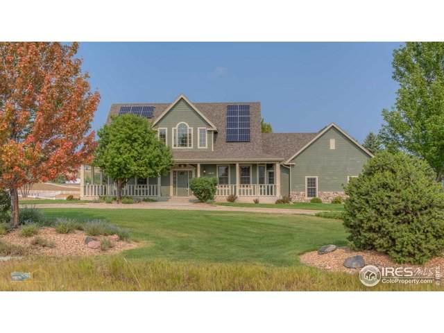 4253 Falcon Pointe Ct, Loveland, CO 80537 (MLS #922160) :: 8z Real Estate