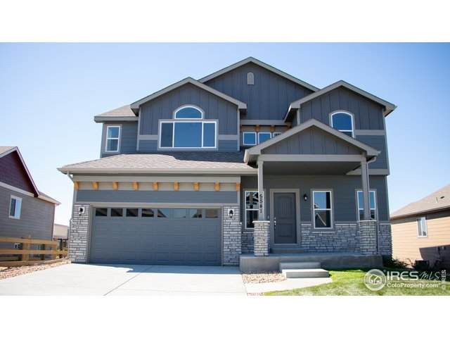 5541 Homeward Dr, Timnath, CO 80547 (MLS #922166) :: Wheelhouse Realty
