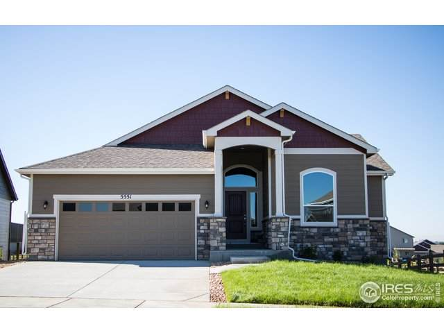 5551 Homeward Dr, Timnath, CO 80547 (MLS #922167) :: Wheelhouse Realty