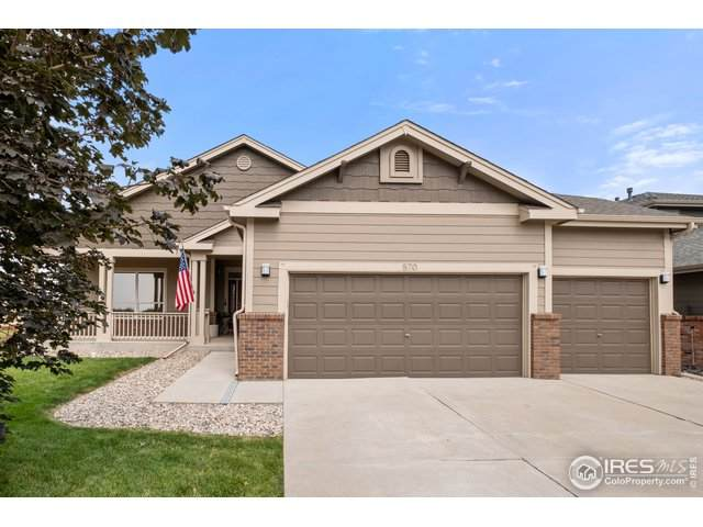 570 St John Pl, Loveland, CO 80537 (MLS #922168) :: RE/MAX Alliance