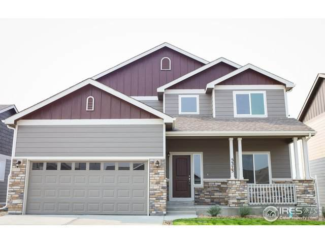 5373 Homeward Dr, Timnath, CO 80547 (MLS #922169) :: Wheelhouse Realty