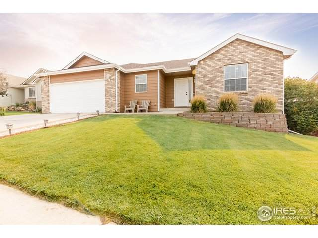 3028 Cody Ave, Evans, CO 80620 (MLS #922175) :: 8z Real Estate
