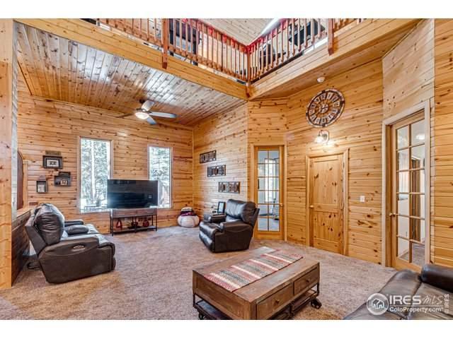 26701 Barkley Rd, Conifer, CO 80433 (MLS #922187) :: 8z Real Estate