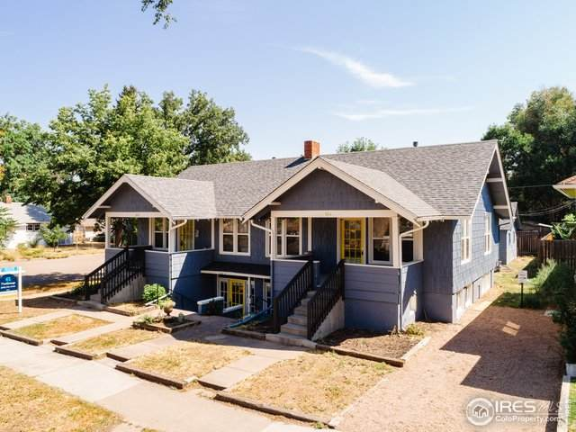 902 Remington St, Fort Collins, CO 80524 (MLS #922197) :: Neuhaus Real Estate, Inc.