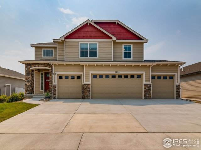 5624 Clarence Dr, Windsor, CO 80550 (MLS #922207) :: RE/MAX Alliance