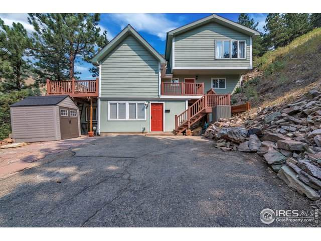 93 Pine Needle Rd, Boulder, CO 80304 (MLS #922220) :: Downtown Real Estate Partners