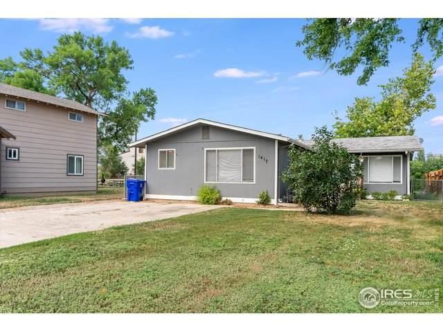 1417 E 8th St, Loveland, CO 80537 (#922267) :: Compass Colorado Realty