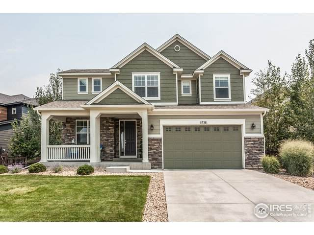 5738 Crossview Dr, Fort Collins, CO 80528 (MLS #922273) :: Neuhaus Real Estate, Inc.