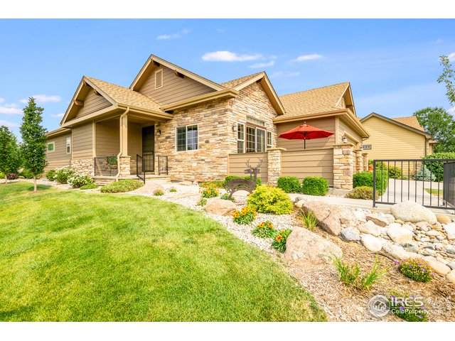 2903 Purgatory Creek Dr, Loveland, CO 80538 (#922274) :: My Home Team