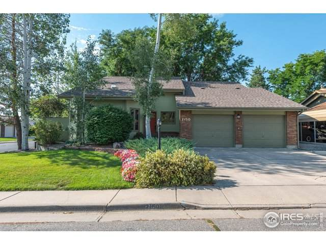 2150 Evergreen Pl, Loveland, CO 80538 (#922281) :: The Brokerage Group