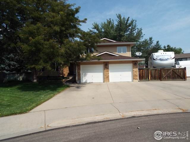 1712 58th Ave Ct, Greeley, CO 80634 (MLS #922283) :: J2 Real Estate Group at Remax Alliance