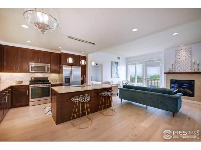 3401 Arapahoe Ave #406, Boulder, CO 80303 (MLS #922299) :: Tracy's Team
