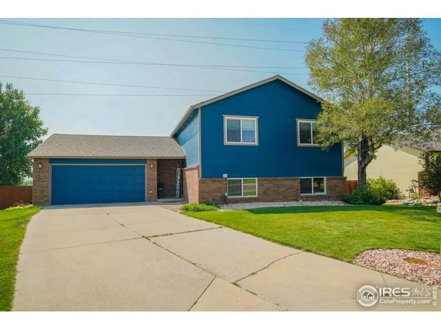 4912 32nd St, Greeley, CO 80634 (MLS #922313) :: Keller Williams Realty